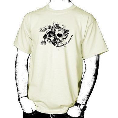 The New Pornographers Marmot Cream T-Shirt