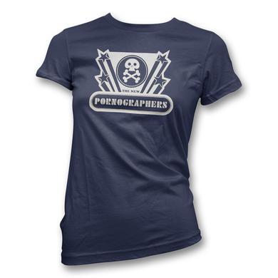 The New Pornographers Skully T-Shirt