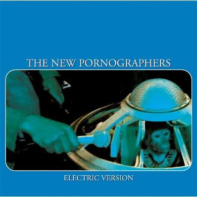 The New Pornographers Electric Version CD