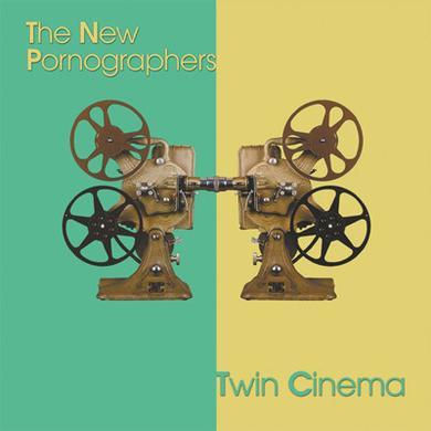 The New Pornographers Twin Cinema LP (Vinyl)