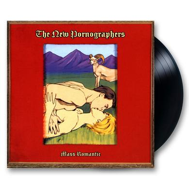 The New Pornographers Mass Romantic LP (Vinyl)