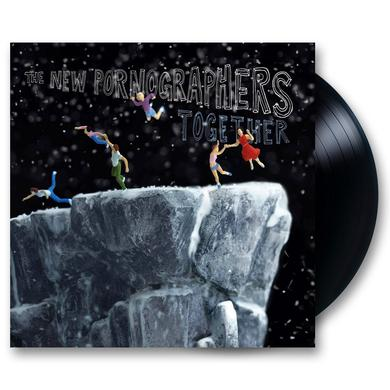 The New Pornographers Together LP (Vinyl)