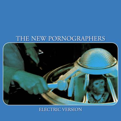 The New Pornographers Electric Version LP (Vinyl)