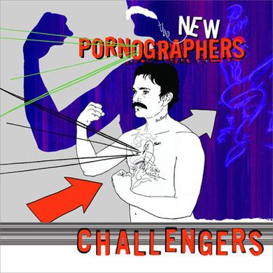 The New Pornographers Challengers LP (Vinyl)