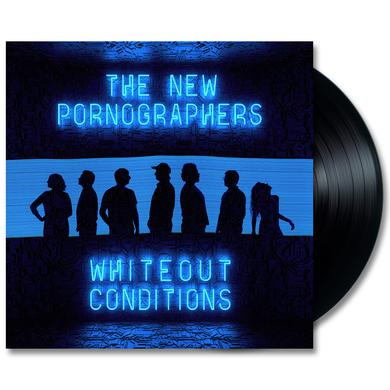 The New Pornographers Whiteout Conditions LP - (Black) (Vinyl)
