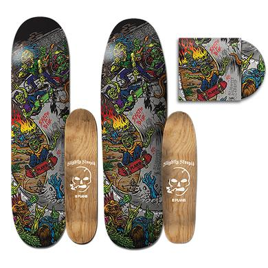 Slightly Stoopid Danny Way Skateboard + CD/EP (Vinyl)