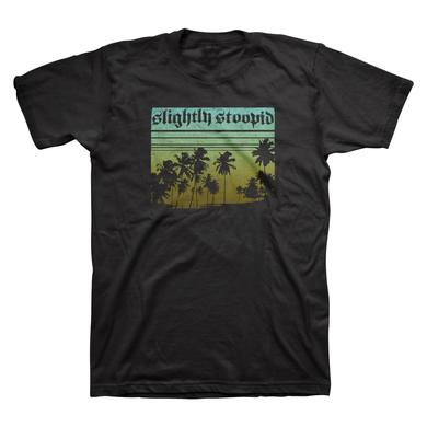 Slightly Stoopid Palms Unisex Tee