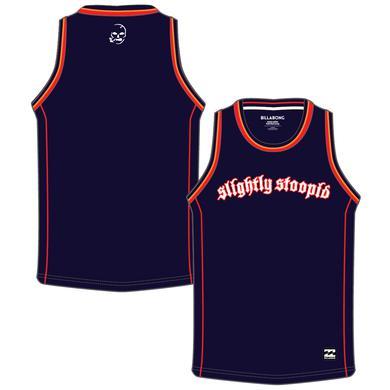 Slightly Stoopid 2017 Billabong Basketball Jersey
