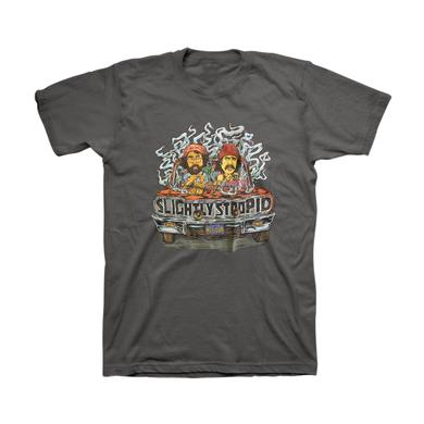 Slightly Stoopid Cheech and Chong Unisex Tee