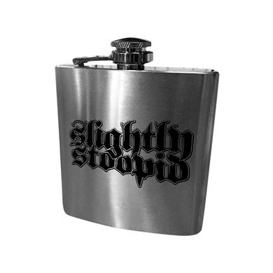 Slightly Stoopid Logo Flask