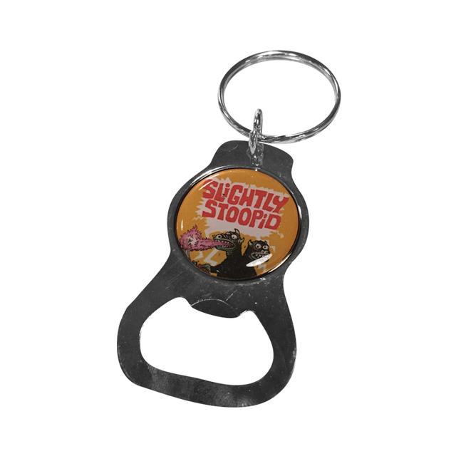 Slightly Stoopid Logo Keychain with Bottle Opener
