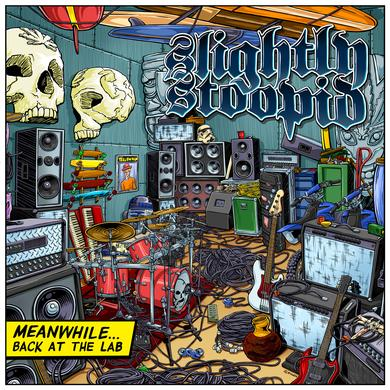Slightly Stoopid Back at the Lab CD