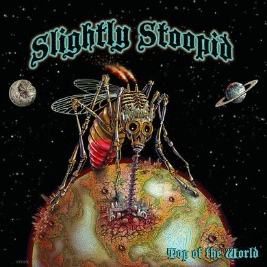 Slightly Stoopid Top of the World CD