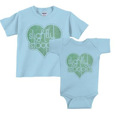 Slightly Stoopid Heart Onesie & Toddler Tee