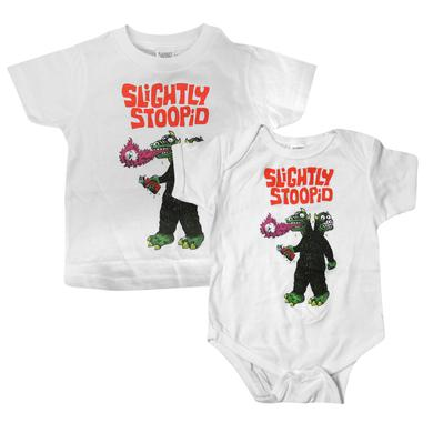 Slightly Stoopid Monster Onesie & Toddler Tee