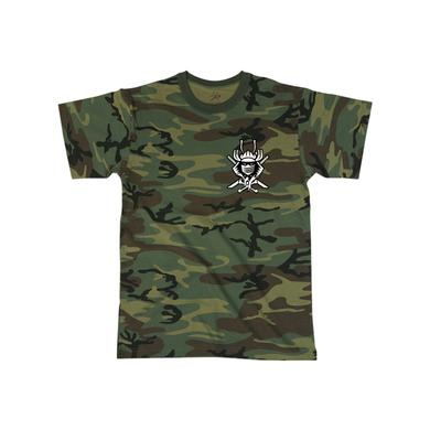 Winds Of Plague Camo Unisex Tee