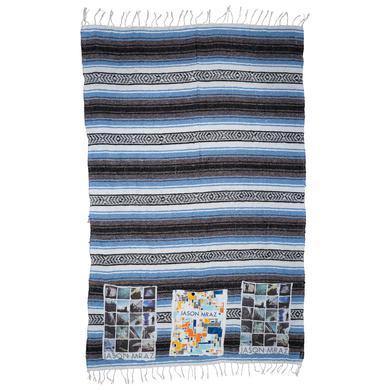 Jason Mraz Geometric & Instagram Tee Blanket