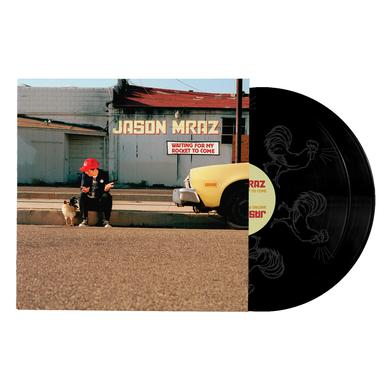 Jason Mraz Waiting for My Rocket To Come LP (Vinyl)