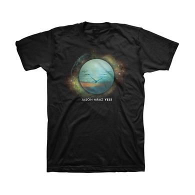 Jason Mraz Stars Yes! T-Shirt 2014