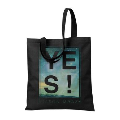Jason Mraz YES! Tote Bag