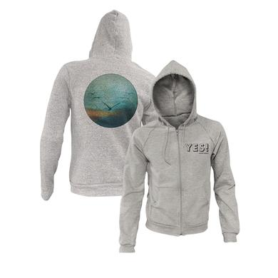 Jason Mraz Yes! Zip-Up Hoodie