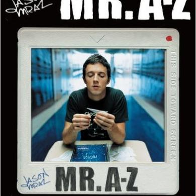 Jason Mraz Mr. A-Z Songbook