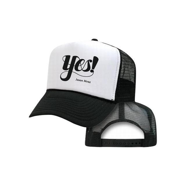 Jason Mraz YES! Trucker Hat