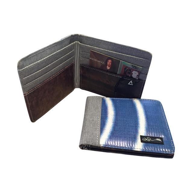 Jason Mraz Rareform Bi-Fold Wallet