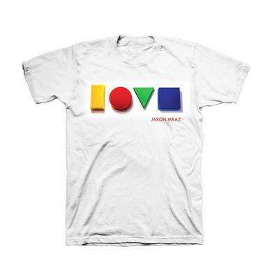 Jason Mraz Love Album Cover Men's T-Shirt