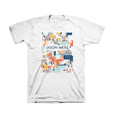 Jason Mraz Geometric Men's T-Shirt