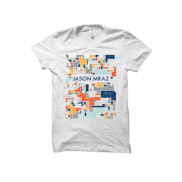 Jason Mraz Geometric Women's T-Shirt