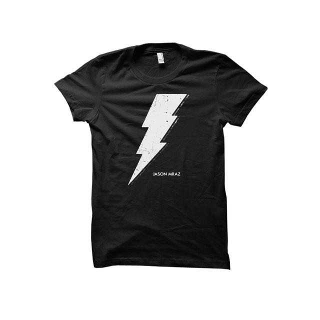 Jason Mraz Lightning Bolt Women's T-Shirt