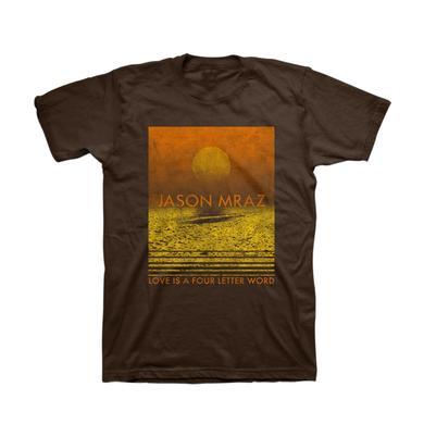 Jason Mraz Ocean Sunset Men's T-Shirt