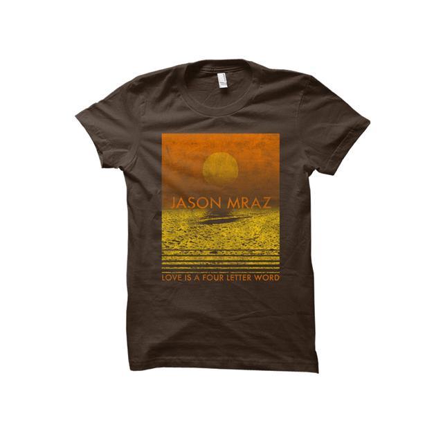 Jason Mraz Ocean Sunset Women's T-Shirt