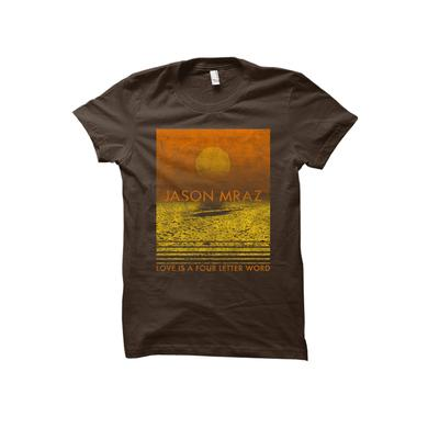 Jason Mraz Ocean Sunset Women's T-Shirt