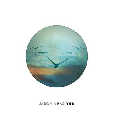 Jason Mraz Yes! Vinyl