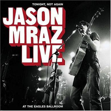 Jason Mraz Tonight, Not Again CD/DVD