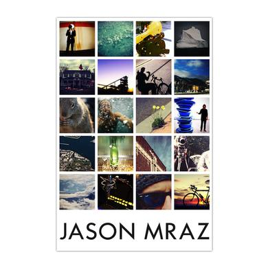 Jason Mraz Instagram Poster Wrapping Paper