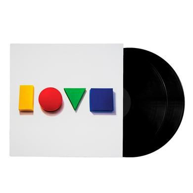 Jason Mraz Love Is A Four Letter Word Double LP (Vinyl)