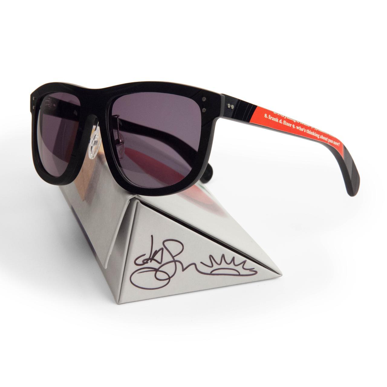 Jason Mraz Love Is A Four Letter Word Vinyl Sunglasses Frank D Fixer