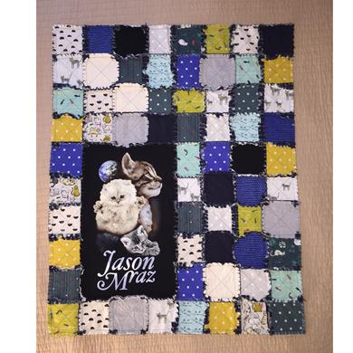 Jason Mraz Fond of Cats Tee Juniors Blanket