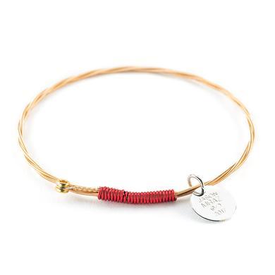 Jason Mraz Valentine's Edition Guitar String Bracelet
