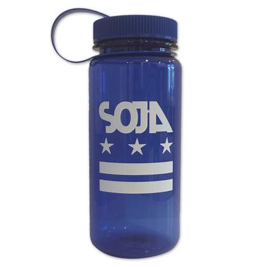 Soja 21 oz Sports Bottle - Royal Blue