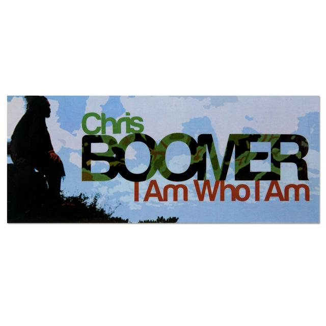 SOJA - Chris Boomer Sticker