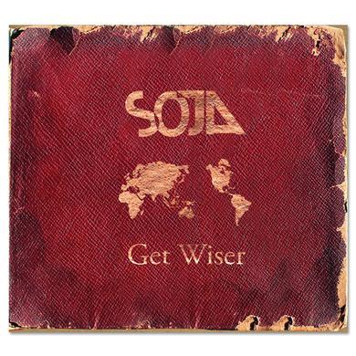 SOJA - Get Wiser Reissue CD