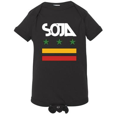 SOJA Stars and Bars Onesie