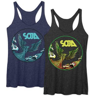 SOJA Limited Edition Rising Phoenix Tank