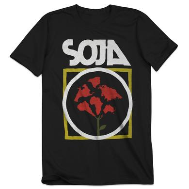 Soja Everything Changes Flower Tee