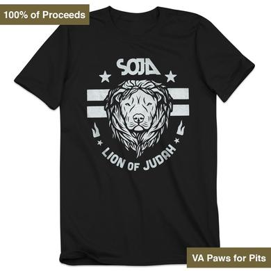 Soja Lion of Judah Tee