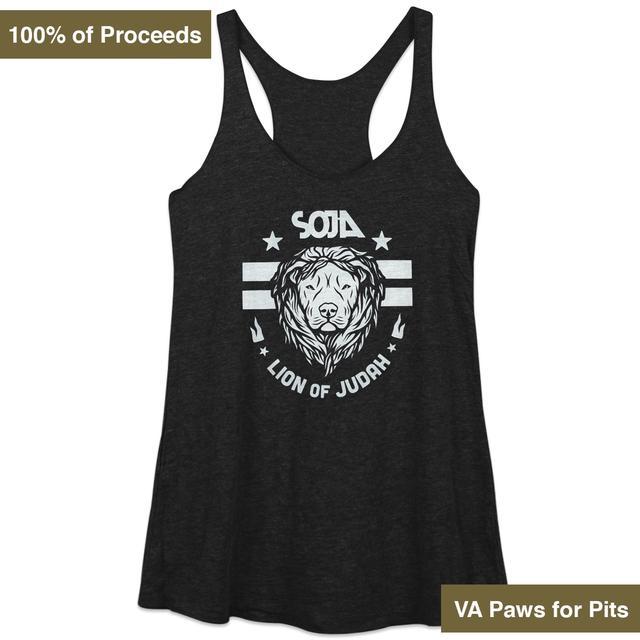Soja Lion of Judah Tank